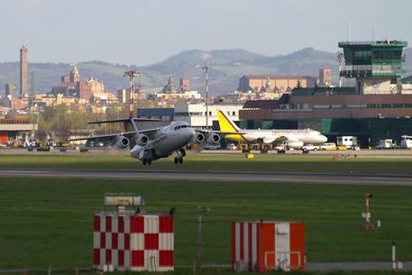 Aeroporto di Bologna, la pista